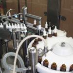 Оборудование для розлива и укупорки лиофильных препаратов