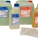 Химические реактивы (жидкие концентраты и порошки) РЕНМЕД-АВТО