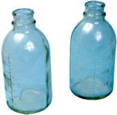 Бутылка для кровезаменителей с гладким горлом, 450 мл, шт