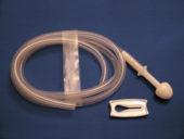 Устройство для ирригоскопии и кишечных промываний однократного применения, взрослое, уп-ка 40 шт, шт