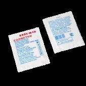 Салфетка прединъекционная дезинфицирующая спиртовая СПДс-ВИПС-МЕД, 70% - ный раствор этилового спирта, 60х60 мм, 100шт. в п/э пакете, шт